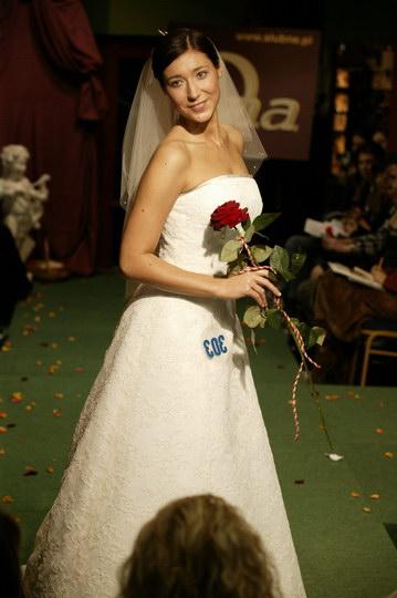 suknia ślubna i garnitur, pokaz mody ślubnej, najnowsze kolekcje, najmodniejsze suknie i garnitury