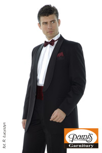 fraki smokingi garnitury ślubne